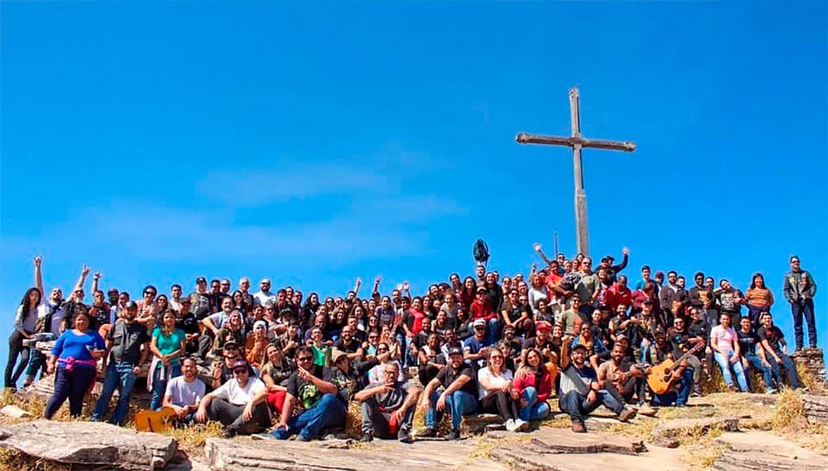 Evangelização em São Thomé das Letras