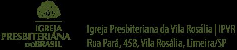 IPVR - Igreja Presbiteriana da Vila Rosália